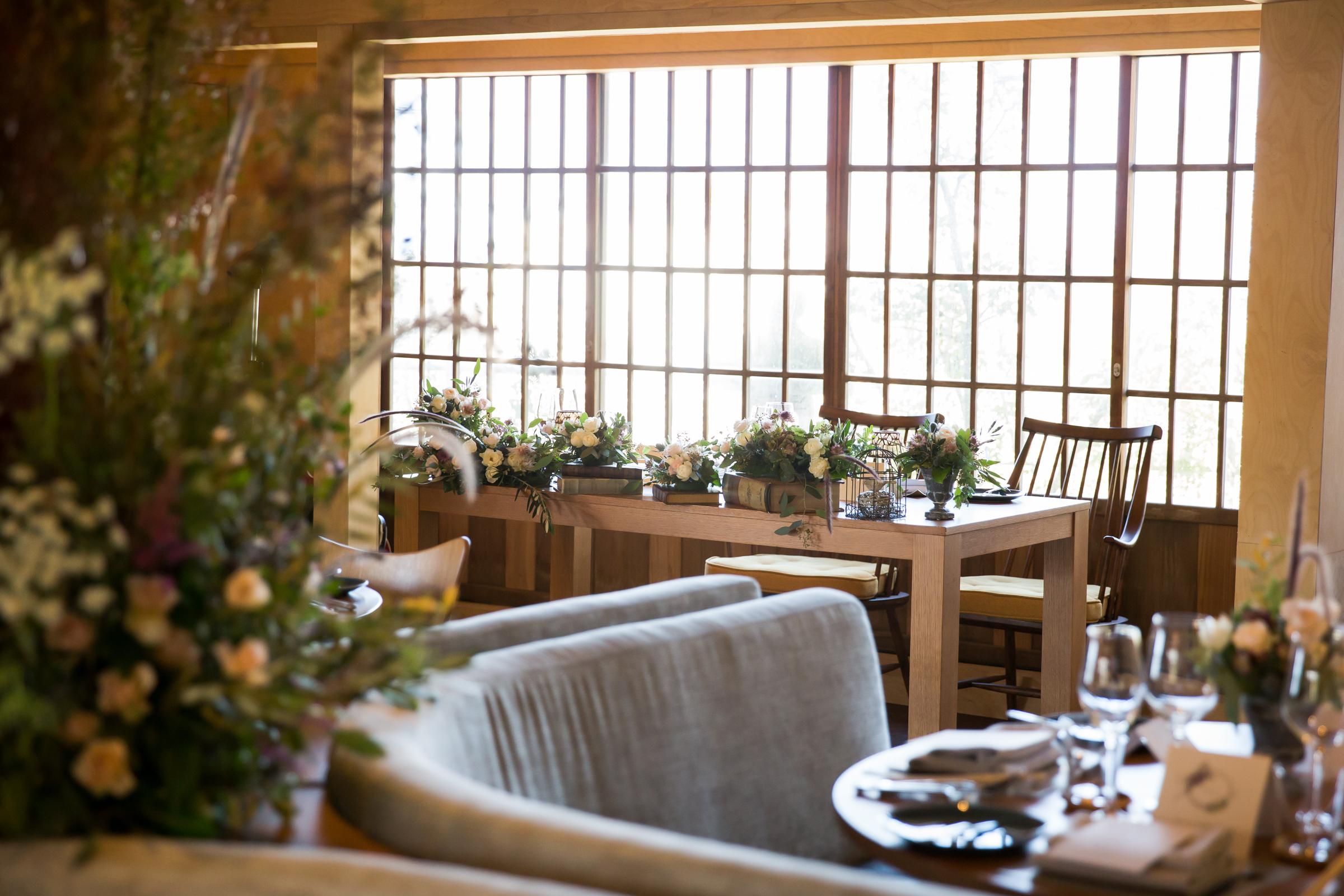 温かみあるレストランウェディングはいかが。