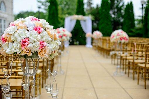 ~結婚式場の種類~