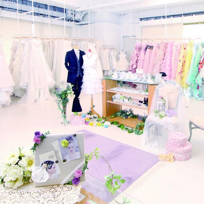 福井で二次会ドレス探すならララプリへ☆