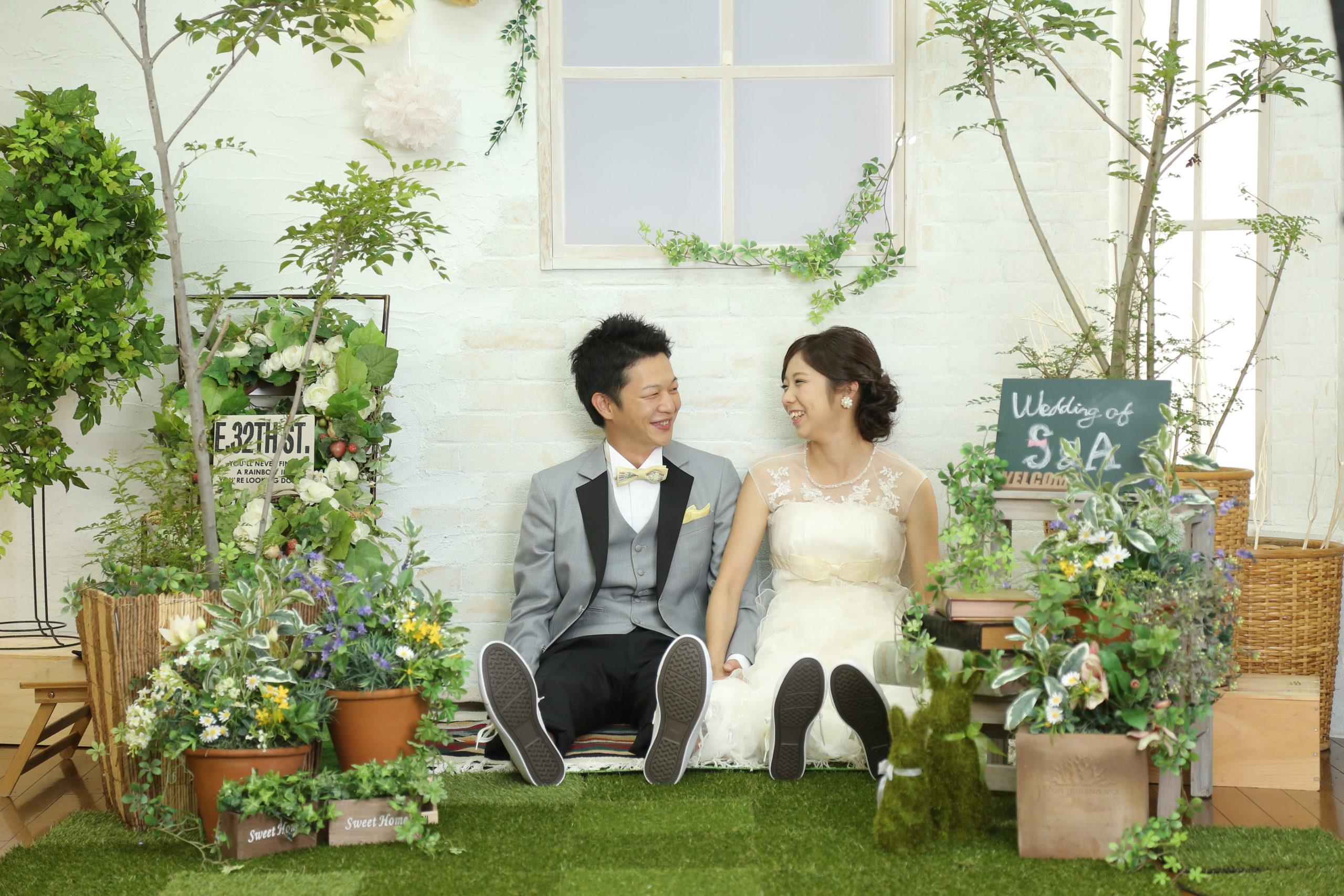結婚式を挙げるために何から考える?Part1
