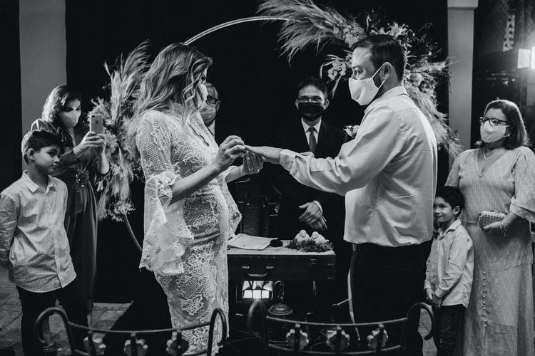 まん延防止措置で結婚式ってどうなる?福井の花嫁必見!感染対策アイデア4選
